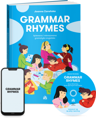 Grammar Rhymes książka dla uczniów