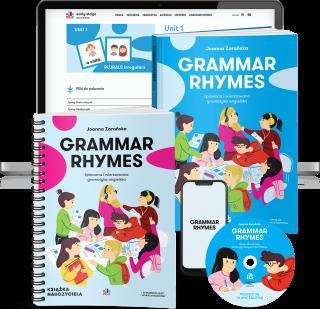 Grammar Rhymes pakiet dla nauczycieli